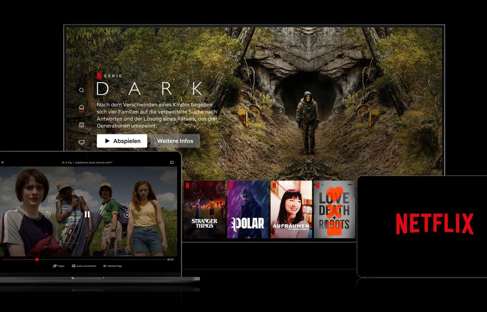 Schluss mit Login Teilen Was Netflix plant   TV DIGITAL