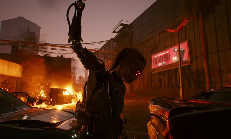 Neuer Trailer zu Cyberpunk 2077