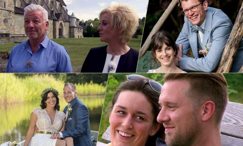 Diese Paare Lassen Sich Bei Hochzeit Auf Den Blick Garantiert Scheiden Tv Digital