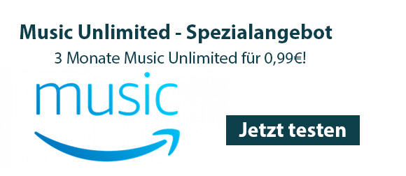 Music Unlimited Angebot